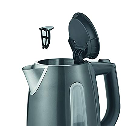 SEVERIN-WK-9540-Wasserkocher-ca-2200-W-10-L-grau-metallicschwarz