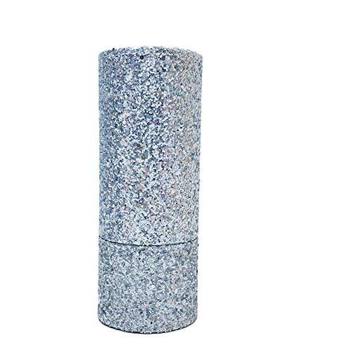 N/A UMTGE Make-up penseel opslag potloodhouder Geschikt voor Make-up tools zoals losse poederborstel oogschaduw penseel blush penseel, zilver