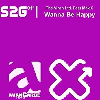Wanna Be Happy (feat. Max C)