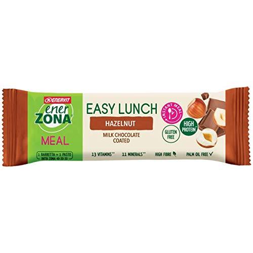 Enerzona Easy Lunch Hazelnut Box 25x58g.