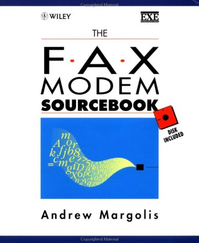 The Fax Modem Sourcebook
