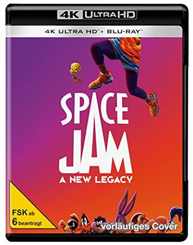 Space Jam: A New Legacy (4K Ultra HD) (+ Blu-ray 2D)