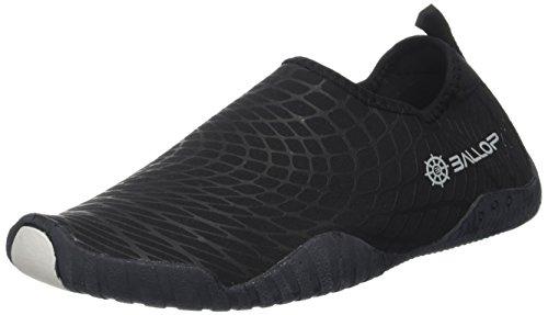 BALLOP Spider Barfußschuh, schwarz, 45.5-46