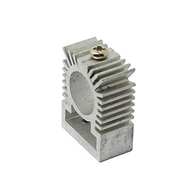 Q-BAIHE Aluminum Radiator Heatsink 20x27x11mm for 12mm Laser Module