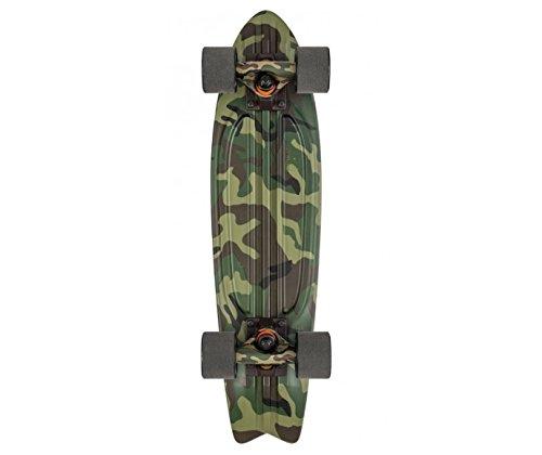 GLOBE HG Graphic Bantam ST Cruiser Boards, Camouflage, 23