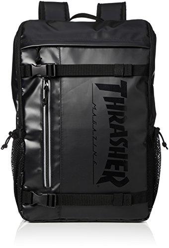 [スラッシャー] リュック スクエアリュック THRTPシリーズ THRTP504 ブラック/ブラック