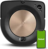 iRobot Roomba S9 (9150) Robot Vacuum- Wi-Fi Connected, Smart Mapping, Powerful Suction, Works with Alexa, Ideal for Pet...