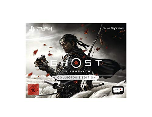 Ghost of Tsushima - Collectors Edition - [PlayStation 4]