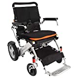 F KD FoldLite Electric Wheelchair Deluxe Stable Power...
