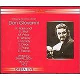 Mozart - Don Giovanni / Raimondi, Price, Varady, Popp, Moll, Sawallisch by W.A. Mozart (2001-02-27)