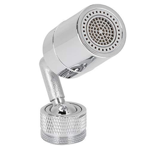 EXID Boquilla de grifo EXID G5/8 rosca macho 360 grados aireador de grifo boquilla de grifo de agua burbujeador dispositivo de ahorro de agua de cocina