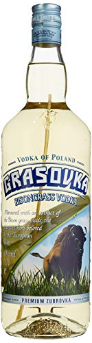 Grasovka Bisongrass Vodka (1 x 1.0 l)