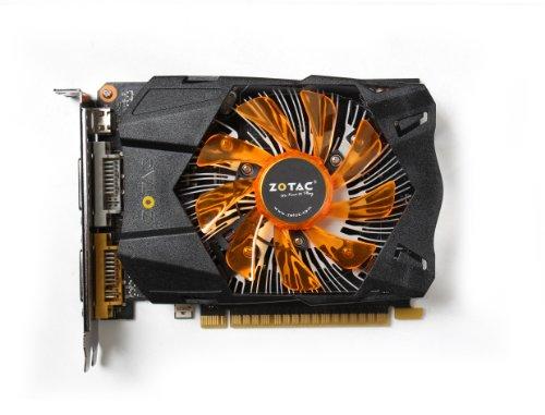 Zotac GeForce GTX 750 Ti - Tarjeta gráfica de 2 GB (2 GB GDDR5, DVI, 128 bit, PCI-e)