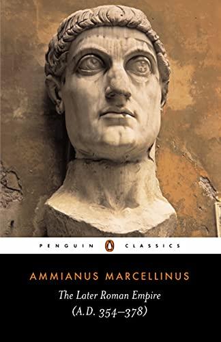 The Later Roman Empire (A.D. 354-378)