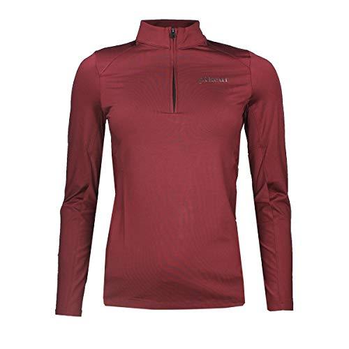 Pikeur Damen Funktionsshirt IMMI Athleisure Größe 44, Farbe Bordeaux