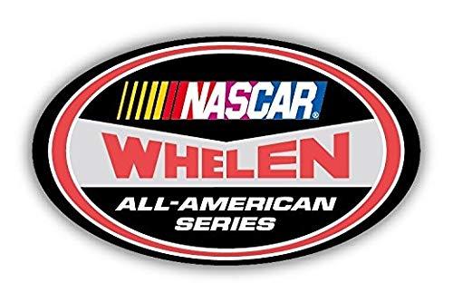Nascar Whelen Logo Auto - Sticker Graphic - Auto, Wall, Laptop, Cell, Truck Sticker for Windows, Cars, Trucks