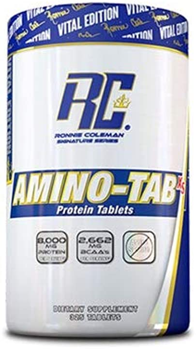 Bcaa ronnie coleman signature series amino tab xs proteine 325 compresse - 330 g 9029A