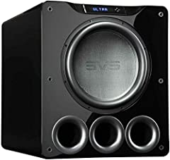 The PB16-Ultra is the most powerful and sophisticated ported box subwoofer SVS has ever developed and touts all new driver, amplifier and control platforms along with several radical innovations designed to establish the PB16-Ultra as the ultimate re...