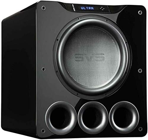 "SVS PB16-Ultra 1500 Watt 16"" Ported Cabinet Subwoofer (Piano Gloss Black)"