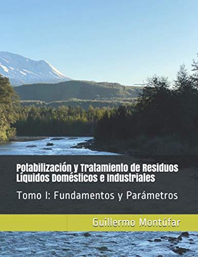 Potabilización y Tratamiento de Residuos Líquidos Domésticos e Industriales: Tomo I: Fundamentos y Parámetros (Potabilización y Tratamiento de Aguas Residuales)