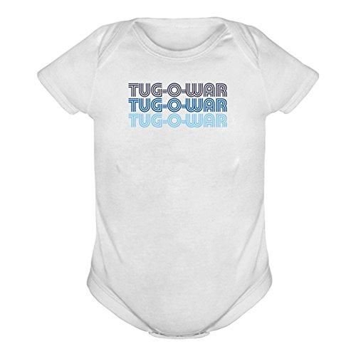 Idakoos Tug-O-War Retro Color Body De Bebé