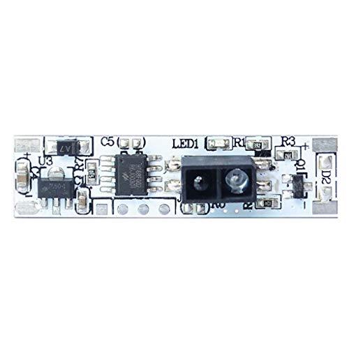 SDENSHI Módulo interruptor sensor mano cepillado sensor de escaneo a corta distancia DC 3-12 V