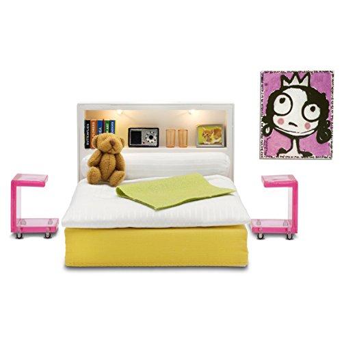 60.9047.00 Schlafzimmer Minipuppen