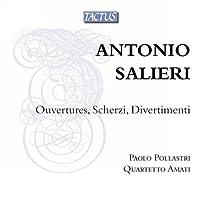 Salieri: Ouvertures/Scherzi