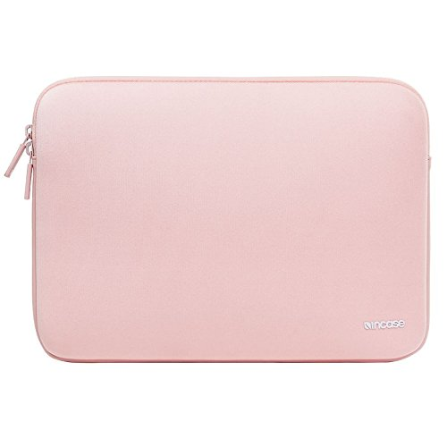 Incase Classic Laptop Case Cover Sleeve for 13 Inch MacBook Air/Pro/Pro Retina, Rose Quartz