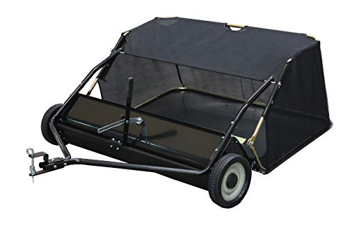 Yard Commander 48' Tow Behind Lawn Sweeper
