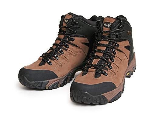 Altus Sanabria - Botas de montaña Unisex, Color marrón, Talla 38