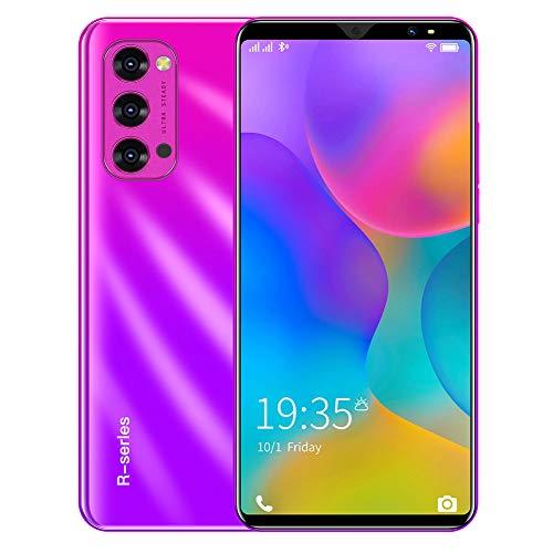 Teléfono móvil 3G desbloqueado, teléfono inteligente barato de Quad-core, teléfono celular Android con doble SIM, 1 GB de RAM + 4 GB de ROM, Face ID, batería de 2200 mAh, pantalla HD de 5 pulgadas