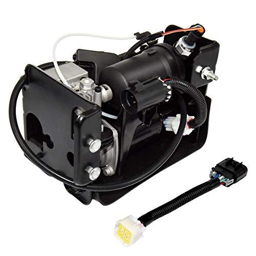 Air Suspension Compressor Pump 15254590 Fit For Chevrolet Chevy Escalade Avalanche Suburban Tahoe Yukon 949-000 19299545
