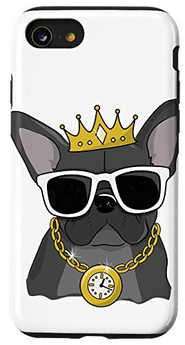 iPhone SE (2020) / 7 / 8 Frenchie Gifts Case