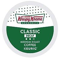 Krispy Kreme House Decaf Light Roast Coffee K-Cups by Krispy Kreme