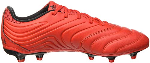 adidas Herren Copa 20.3 Fg Fussballschuh, Active Red/FTWR White/Core Black, 42 EU