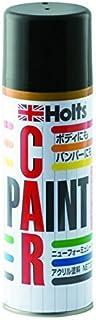 ホルツ 純正塗料スプレー カーペイント スバル車用 D4S クリスタルブラックシリカ 300ml Holts MH15534