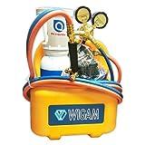 DOJA Industrial | Equipo soldadura FGR-300 oxi-butano | Autogenas 2l (Oxigeno) 0.5l (Butano)