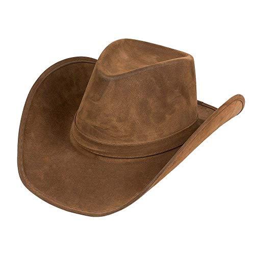 Boland 04354 Bonnet Wyoming en similicuir pour adulte