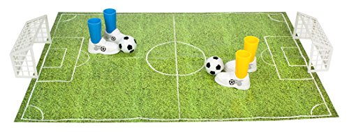 Trendhaus 945693 Power Now Finger-Fußball-Set