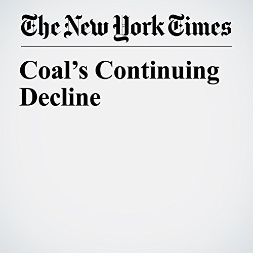 Coal's Continuing Decline copertina