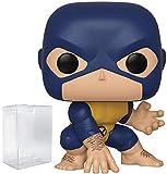 Marvel: 80th First Apariencia – Original X-Men Beast Pop! Figura de Vinilo (Incluye Funda Protectora Compatible con Pop Box)