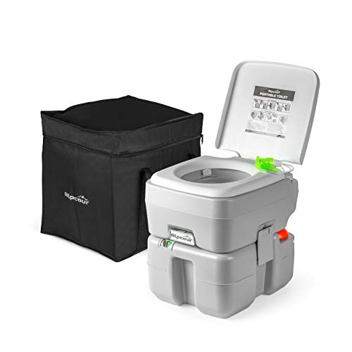 Alpcour Portable Toilet