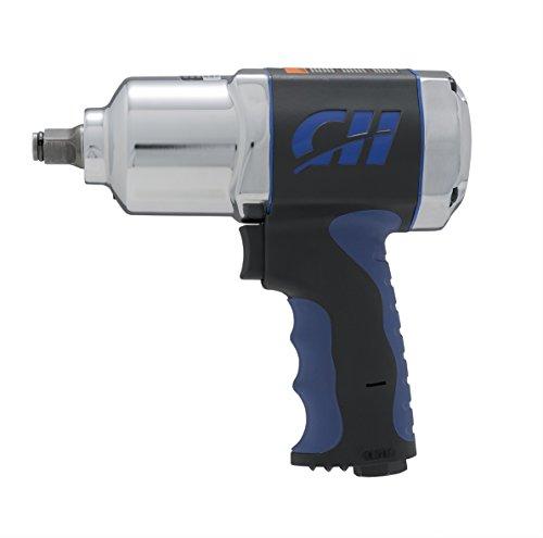 "Campbell Hausfeld 1/2"" Impact Wrench, Air Impact Driver (TL140200AV), 550 FT/LBS Torque"