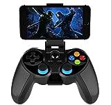HYK Controlador de juego móvil Bluetooth Gamepad Gaming Joystick adecuado para/Android/PC/TV caja para la mayoría de los juegos populares agarre