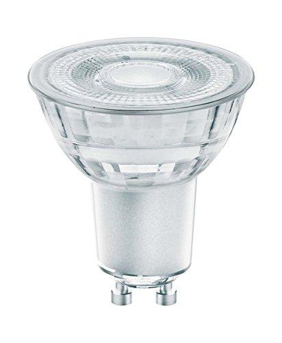 Osram LED SuperStar PAR16 GlowDim Reflektorlampe, Sockel: GU10, Warm White, 2700 K, 4, 60 W, Ersatz für 50-W