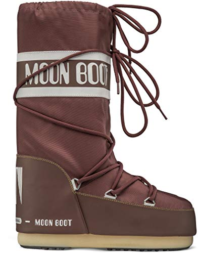 Moon Boot Nylon Stiefel Rust Schuhgröße EU 31-34 2019