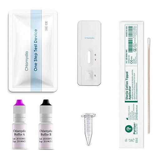 Chlamydien-Test für Zuhause