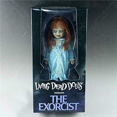 """Mezco The Exorcist Regan 10"""" Living Dead Doll"""