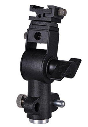 Bresser JM-25 cameralabithouder met statief- en schermaansluiting zwart